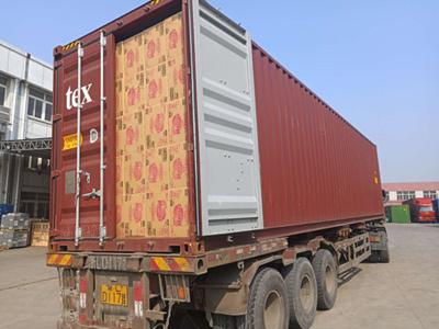 宁波到上海物流运输车